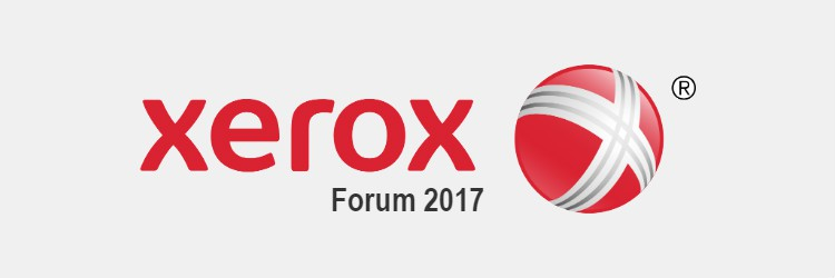 Xerox Forum 2017